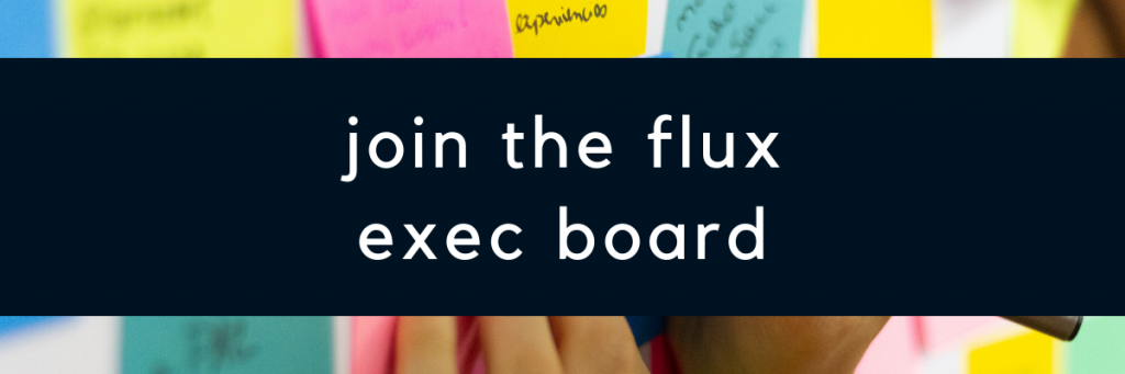 join the flux exec board